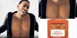 Ludacris Fast & Furious addominali fake