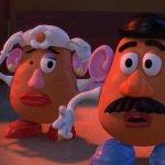 Toy Story 4: Don Rickles non aveva ancora registrato le proprie battute per Mr. Potato