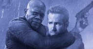 The Hitman's Bodyguard: il primo poster cita ironicamente quello di Guardia del Corpo