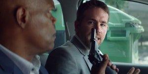 The Hitman's Bodyguard: il secondo trailer e nuovi poster dell'action movie con Samuel L. Jackson e Ryan Reynolds