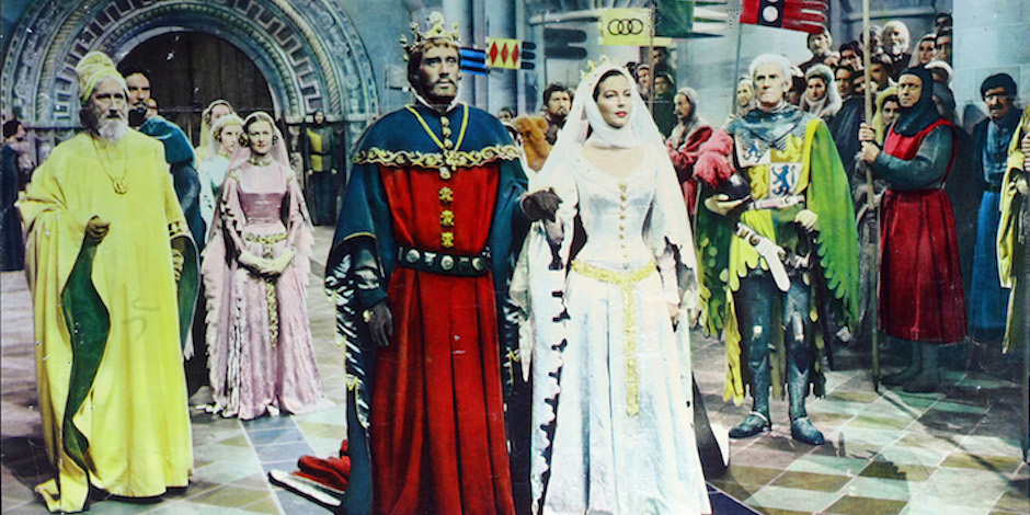 I Cavalieri della Tavola Rotonda (1953)