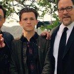 "Spider-Man: Homecoming – Tom Holland, Robert Downey Jr. e Jon Favreau insieme per delle ""riprese segrete"""