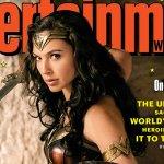 Wonder Woman in copertina su Entertainment Weekly!