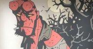Cannes 70: un artwork preliminare di Hellboy: Rise of the Blood Queen!