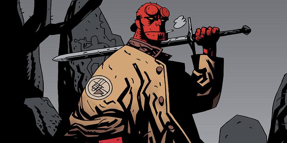 Hellboy: Pronto il reeboot con la star di Stranger Things David Harbour
