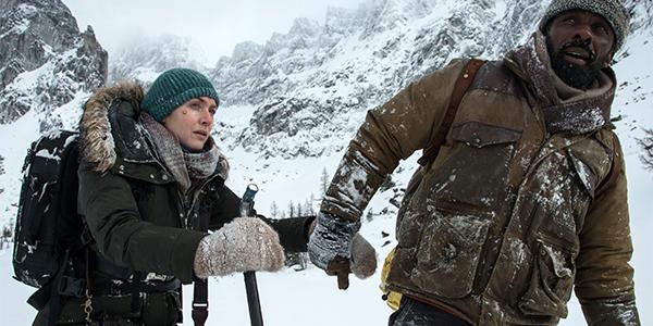 Kate Winslet e Idris Elba sperduti in montagna