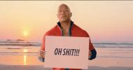 Baywatch, The Rock introduce a modo suo il nuovo trailer Vietato ai Minori