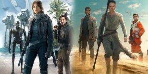 Star Wars: Il Risveglio della Forza è migliore di Rogue One: a Star Wars Story secondo un video saggio