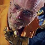 Thanos: il fumettista Jim Starlin vede per la prima volta la maquette realizzata dalla Sideshow Collectibles