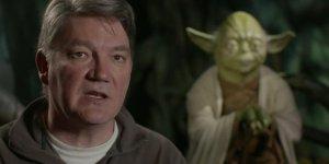 Star Wars: ecco un interessante documentario dedicato a Yoda e all'animatore Dave Barclay
