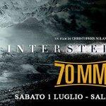 In attesa di Dunkirk, Interstellar in 70mm torna al cinema Arcadia di Melzo!