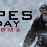 #ApesDay l'8 luglio al cinema Reale di Roma: partecipa alla maratona gratuita!
