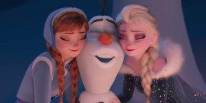 Frozen – Le Avventure di Olaf, alcune easter egg nascoste nel nuovo corto Disney mostrate in un video