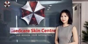 Resident Evil Umbrella Medcare Skin Centre