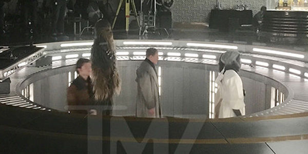 Han Solo: sono online nuove foto con Woody Harrelson dal set!
