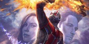 Ant-Man and the Wasp: un'auto ribaltata nel nuovo video dal set