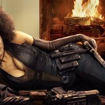 Deadpool 2: il look preliminare di Domino in un nuovo concept art