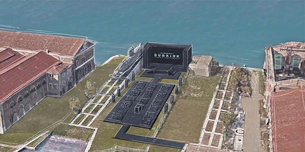 Dunkirk avrà una speciale anteprima nazionale all'Arsenale di Venezia