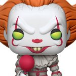 IT: ecco le inquietanti figure Funko POP! di Pennywise
