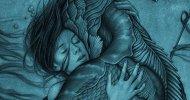 The Shape of Water: un abbraccio negli abissi nel poster del film di Guillermo del Toro