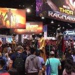 D23 Expo: le nostre foto dei costumi di Thor: Ragnarok e un nuovo poster!