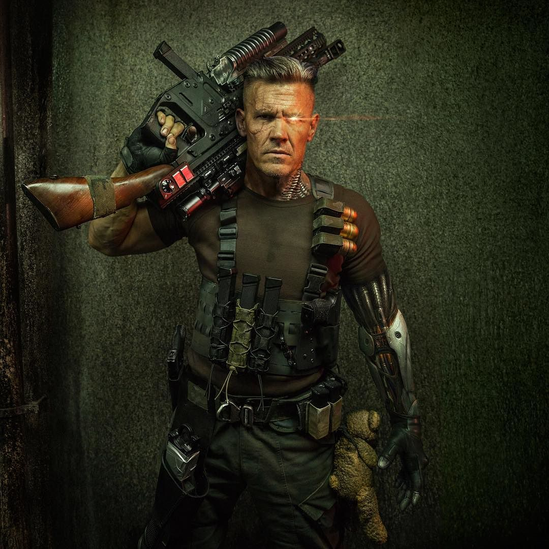 Deadpool 2: le primo foto ufficiali di Cable!