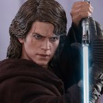 Star Wars III: ecco la figure Hot Toys in scala 1:6 di Anakin Skywalker