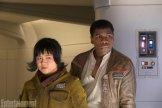 Star Wars: The Last Jedi - Rose (Kelly Marie Tran) and Finn (John Boyega)