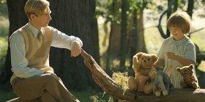 Addio Christopher Robin: clip, spot e featurette del film con Margot Robbie eDomnhall Gleeson