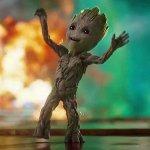 Avengers: Infinity War, James Gunn rivela quello che Groot ha detto alla fine del film