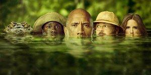 Jumanji: Benvenuti nella Giungla, una breve ma divertente gag reel del film con Dwayne Johnson