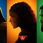 Justice League: i 5 supereroi ritratti nei nuovi, colorati character poster