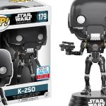 Rogue One: a Star Wars Story, ecco i nuovi Funko POP! dei protagonisti