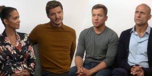 EXCL – Kingsman: Il Cerchio d'Oro, il cast sul messaggio politico del film
