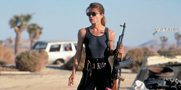 Terminator: Linda Hamilton tornerà nei panni di Sarah Connor nel nuovo film