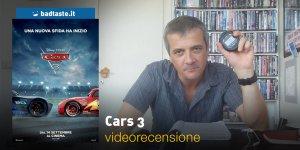 Cars 3, la videorecensione