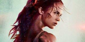 Tomb Raider: Alicia Vikander è Lara Croft nel primo poster ufficiale!