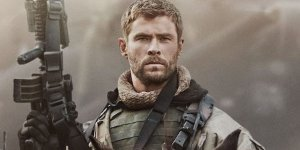 12 Strong: ecco il primo trailer del film con Chris Hemsworth, Michael Shannon e Michael Peña