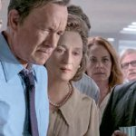 The Post: Tom HankseMeryl Streep nella prima clip del nuovo film di Steven Spielberg