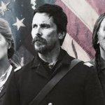 Hostiles: un nuovo poster del film con Christian Bale, Rosamund Pike e Wes Studi