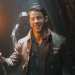 Jumanji: Benvenuti nella Giungla, Nick Jonas e il resto del cast in una nuova clip italiana