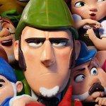 Sherlock Gnomes: tutti i protagonisti in due nuovi poster