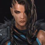 Thor: Ragnarok, il look alternativo di Valchiria nei concept di Andy Park