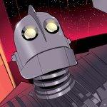 Il Gigante di Ferro: un poster artistico di Craig Drake rende omaggio al film di Brad Bird