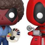 Deadpool: ecco le nuove figure Funko POP! del Mercenario Chiacchierone e degli altri mutanti