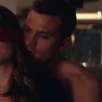 Cinquanta Sfumature di Rosso: Christian Grey e Anastasia Steele nelle nuove clip italiane