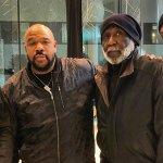 Shaft: Richard Roundtree, Samuel L. Jackson e Jessie T. Usher in una nuova foto dal set del reboot
