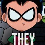 Teen Titans GO! Il Film, gli eroi uniti in un nuovo poster in stile Justice League