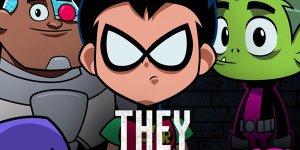 Teen Titans GO! Il Film, ironia a non finire nel nuovo trailer