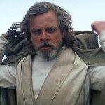 Star Wars: Mark Hamill sulle intenzioni originarie di George Lucas circa il destino di Luke